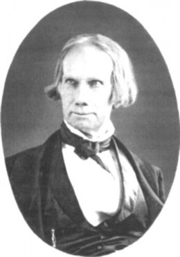 Henry Clay, Whig Candidate for President in 1844