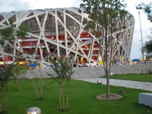 Bird's Nest Stadium, Beijing