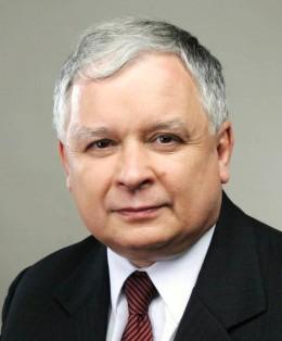 Lech Kaczynski President of Poland