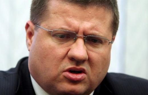 Polish Central Bank Governor Sawomir Skrzypek