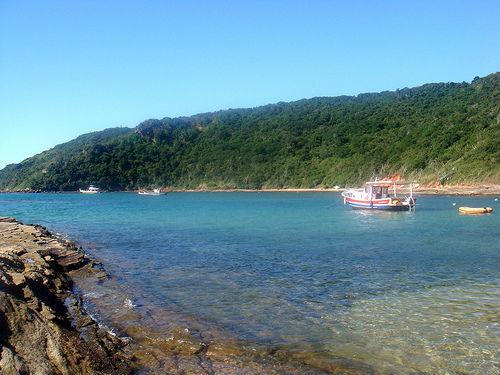 Praia da Tartaruga - Buzios - Brazil