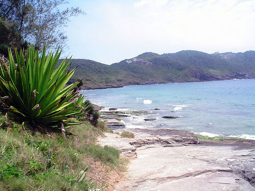 Praia Brava - Buzios - Brazil