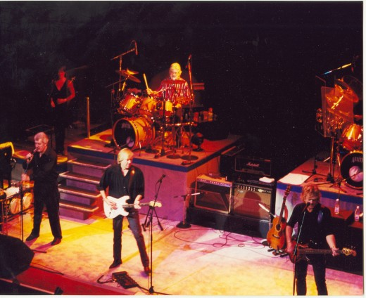 The Moody Blues at Mandalay Bay in Las Vegas