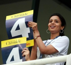 Gayathri Reddy IPL Photos