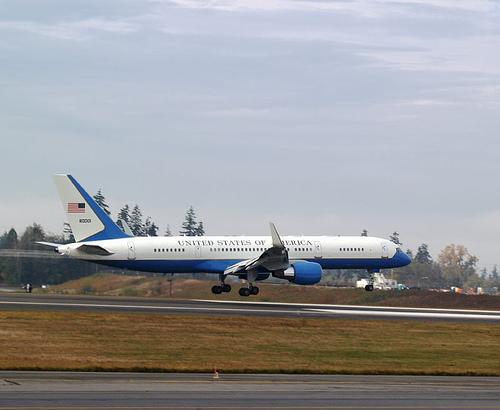 USA Boeing 757