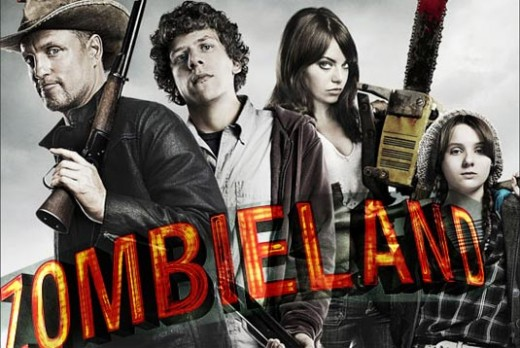 Zombieland Movie Review.