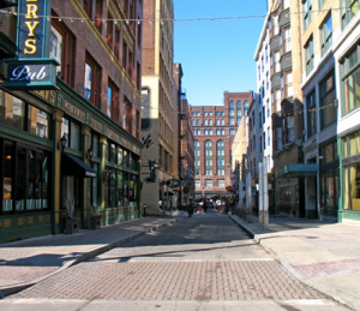 East 4th Street, Cleveland, Ohio