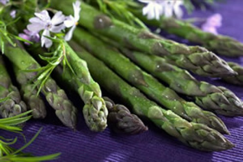 Asparagus cures cancer