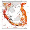 Earthquake effects in a non-Earthquake Zone