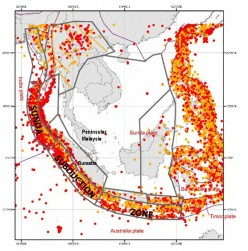 Earthquake effects in a non-Earthquake Zone