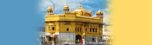 The Golden Temple, Amritsar, Punjab