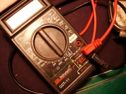 How to use a multimeter or Volt Ohm Meter (VOM) to easy Do It Yourself Repair