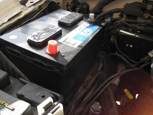 Fresh Car Battery (Photo from Flickr)