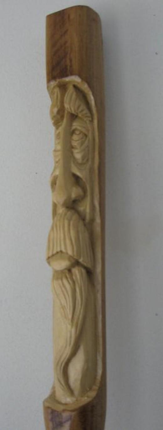 Wood Spirit #3