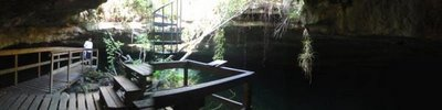 Bat Cave located in Lucayan National Park