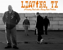 Leaving TX, Alternative Country Rock Band