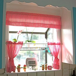 Kitchen Valance Ideas on Kitchen Curtains  The Many Different Styles To Choose From