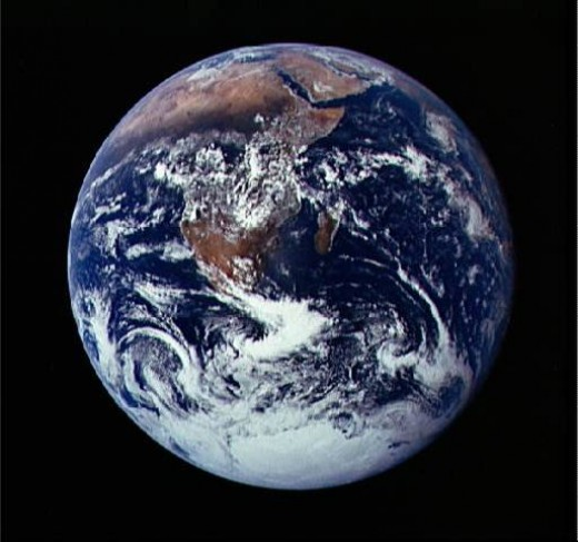 The Earth Day - Global Environment