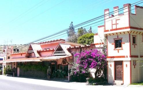 Fundadores Hotel Boquete