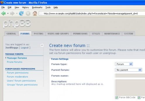 forum-example