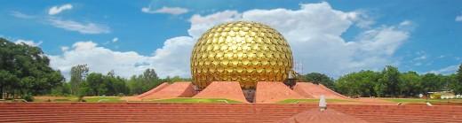 Matri Mandir, Auroville, Pondicherry (Puducherry), India