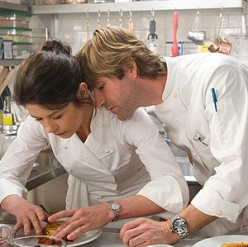 No Reservations, Review