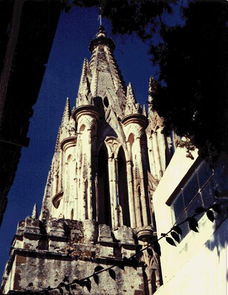 La Parroquia, Church of St. Michael the Archangel