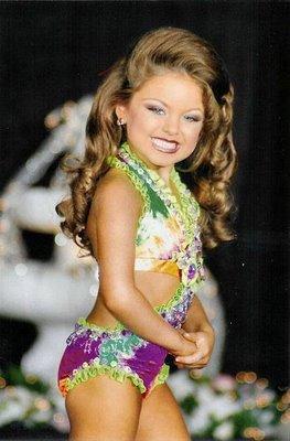 Adorable dress-ups or provocative mini-vixen?