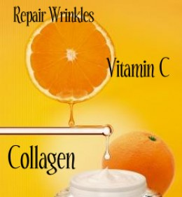 Truth be told, Collagen can help to repair wrinkles