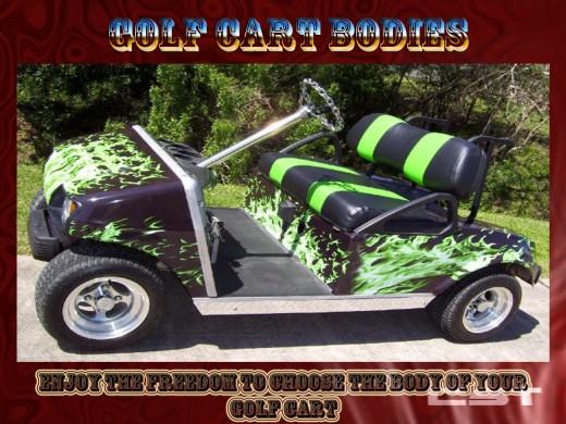 golf cart bodies. Golf Cart Bodies