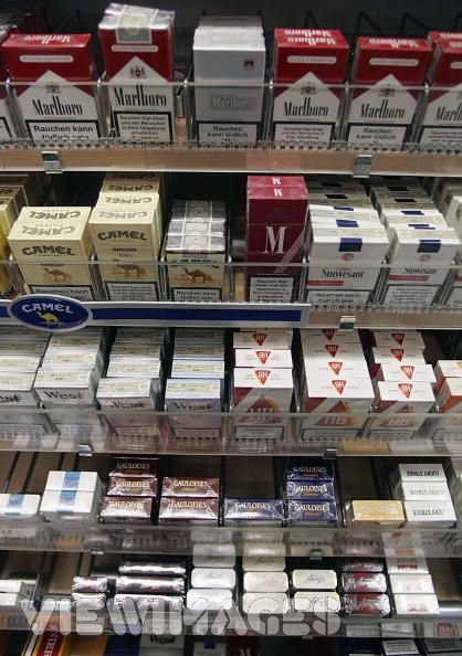 Taxing the sale of cigarettes adds billions to the federal revenues