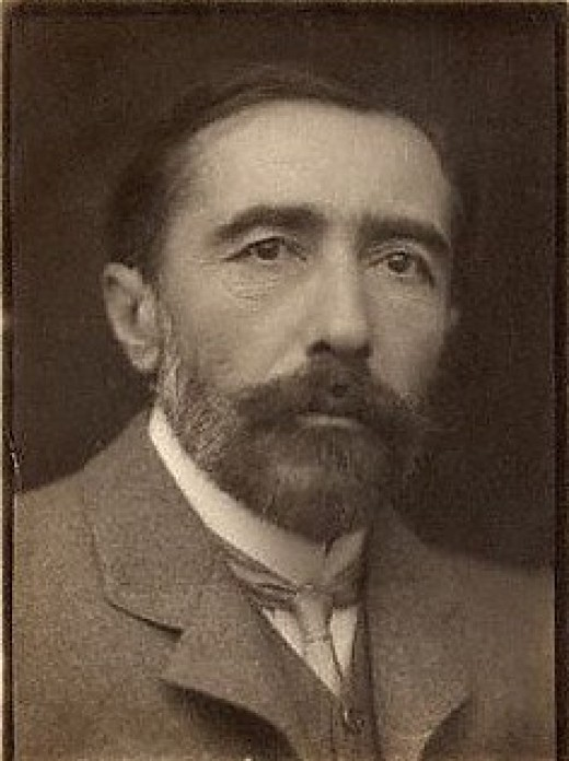 JOSEPH CONRAD (3DEC1857-3AUG1924)