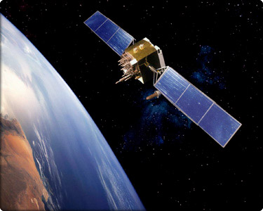 Ipad satellite positioning