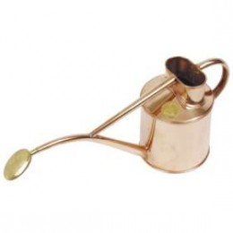 Haws Indoor Watering Cans - Copper - Brass