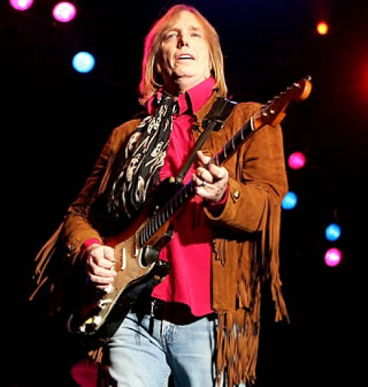 tom petty. In 2002, Tom Petty and the