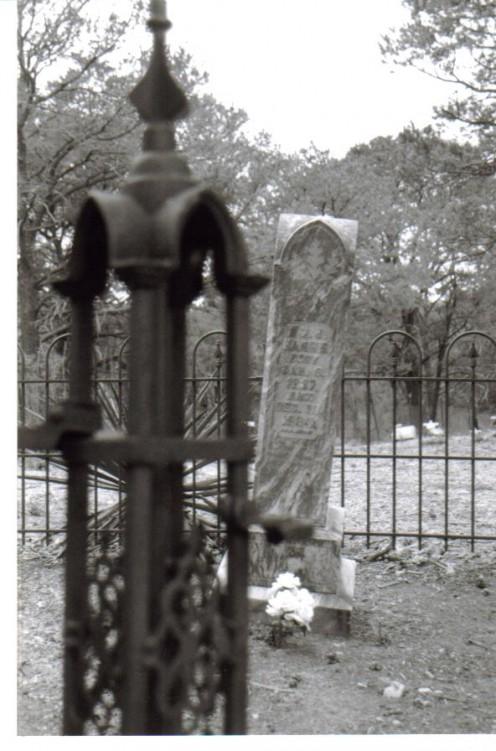 Haynes Canyon Cemetery, New Mexico.
