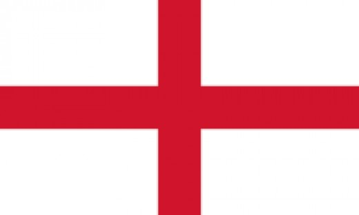 St Georges Flag!