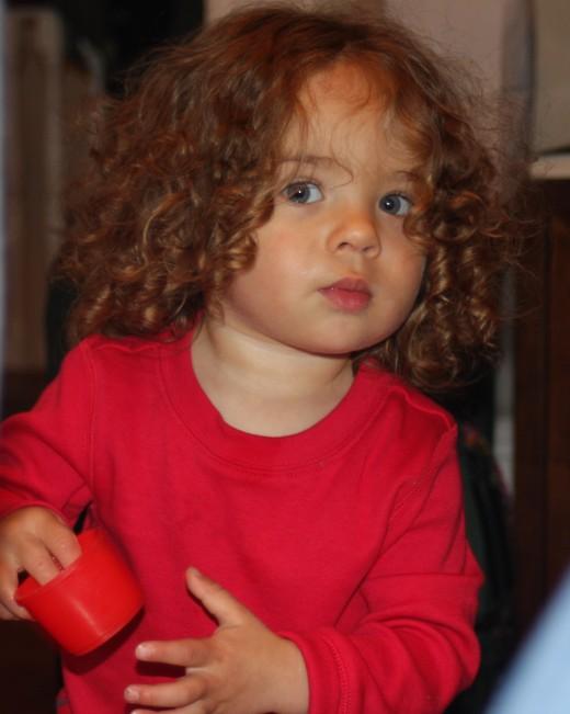 Nora Elizabeth 18 months, deedsphoto
