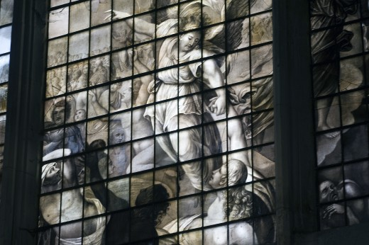 Last Judgement Section