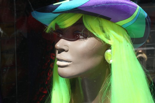 Haight Street Woman, deedsphoto