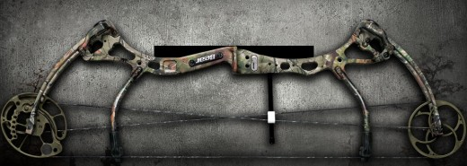Bear Assault Compound Bow (source: http://www.beararcheryproducts.com)