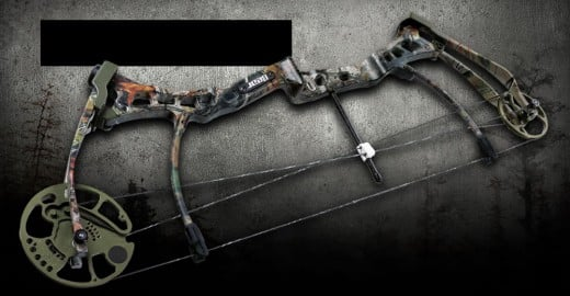 Bear Strike Compound Bow (source:http://www.beararcheryproducts.com)