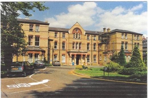 Leavesden Hospital, Hertfordshire - 'Mental Institution' Closed 1992/1993