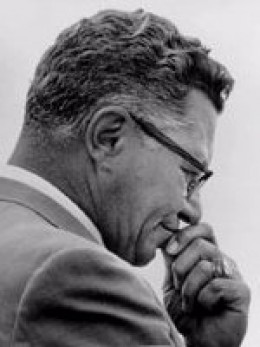Vincent Lombardi NFL Football Coach