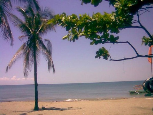 The tranquil and serene Dagupan City Blue Beach, not one of the top beaches in the country but still, its worthy of a visit.