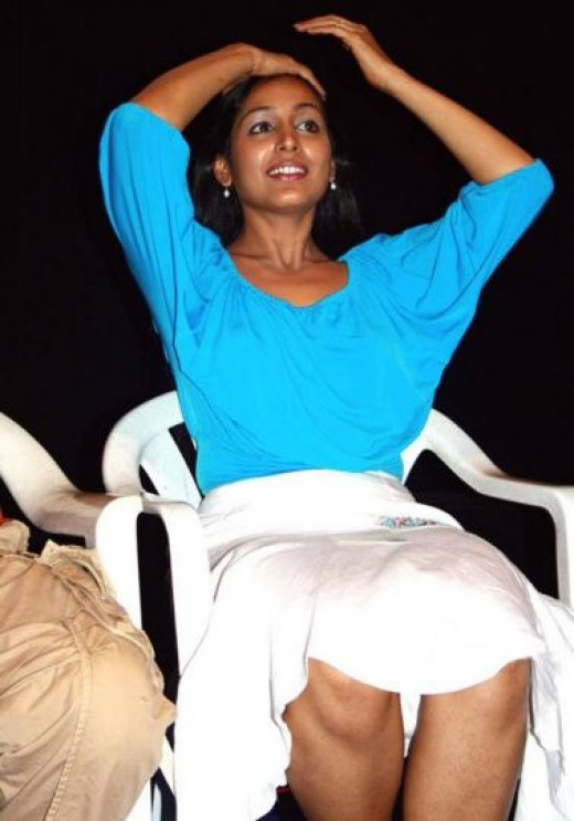 Padmapriya Hot South Indian Tamil Girl