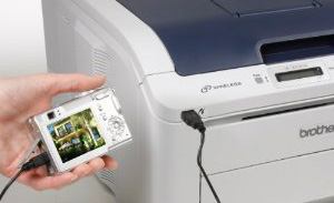 Print pictures straight from your camera