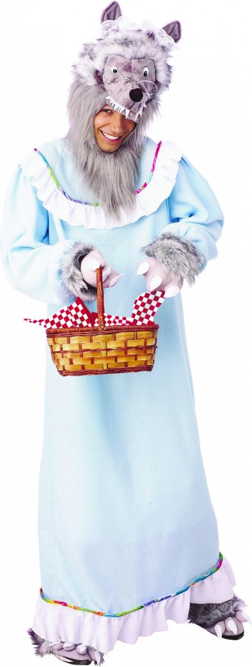 Granny / Wolf Costume