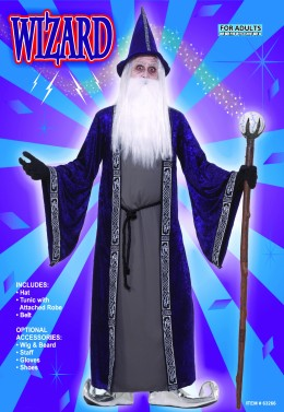 Wizard Costume