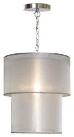 Organza Sheer Light Fixture